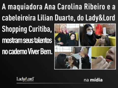 Lady&Lord do Shopping Curitiba no Caderno Viver ...