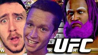 TmarTn vs GoldGlove - UFC 2014 Fight! (EA Sports UFC Multiplayer Online Match)