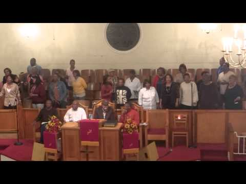 Second Baptist Church's Emergency Choir - Song1