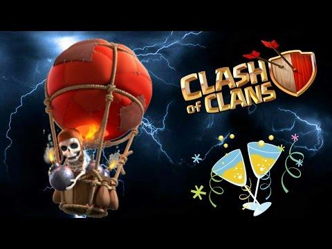 Clash of Clans Deutsch #156 Handy Ballon Level 6