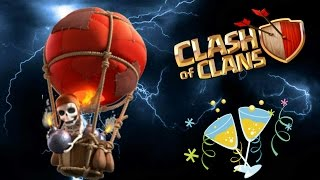 Clash of Clans Deutsch #156 Handy Ballon Level 6