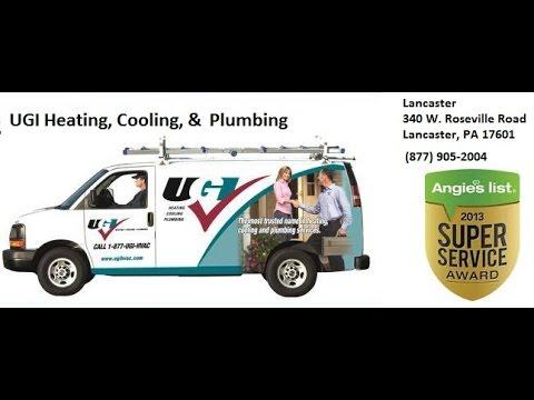 UGI Heating Cooling & Plumbing - REVIEWS - Lancaster (PA) HVAC Reviews