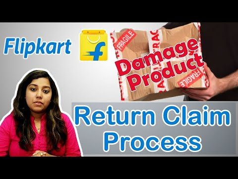 Flipkart SPF Claim Process |Get Seller Protection Fund for Damage Item Return by Ekart