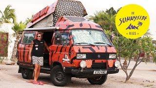 Weltreise Wohnmobil mit Waschmaschine | VW T3 SYNCRO Campervan selber ausbauen