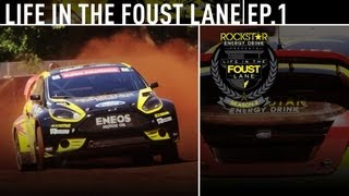 Life in the Foust Lane - EP 201 - Switching Gears
