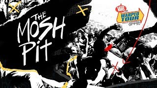 25 Years of Warped Tour | EP 8: The Mosh Pits