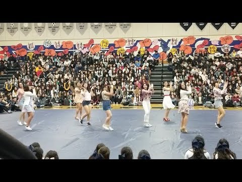 Gabrielino High School - What is Love? by Twice Performance