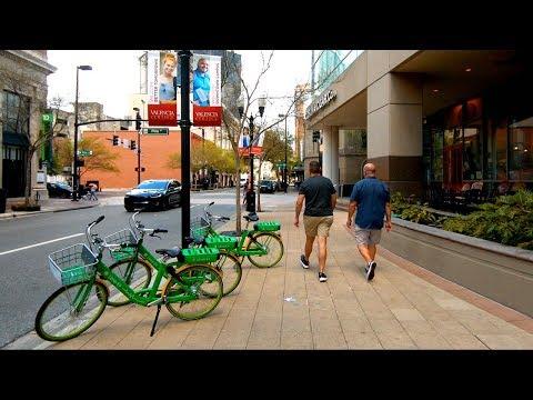 Orlando, Florida | Downtown - Walking Tour