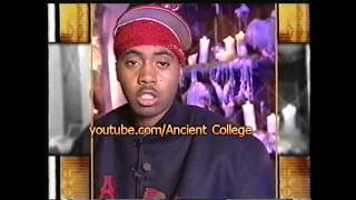 Nas talks Philly legends Cool C & Steady B