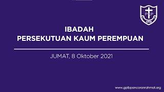 Oktober 08, 2021 - PKP - Karya Tuhan Memelihara Hamba-NYA