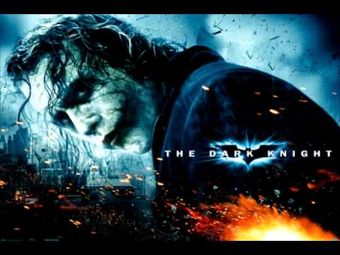 Batman The Dark Knight Soundtrack - Hans Zimmer