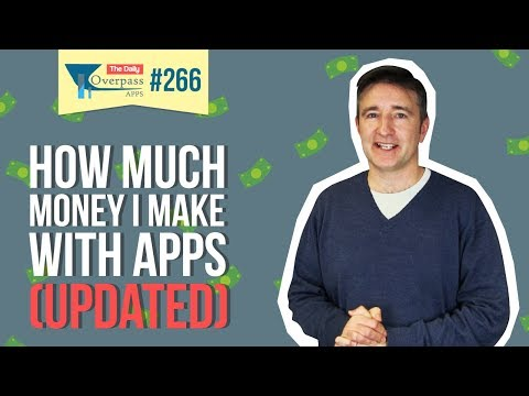 📱 How Much Money I Make With Apps (Updated)