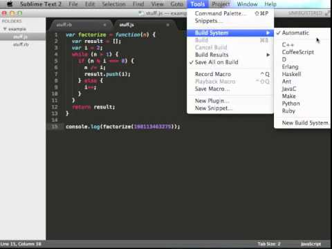 plugins para sublime text 3 java