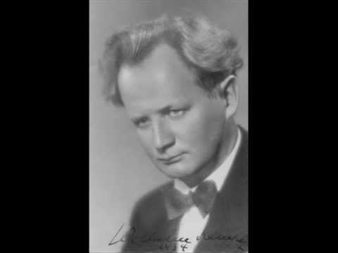 Great Pianists play Beethoven Opus 111 - Wilhelm Kempff