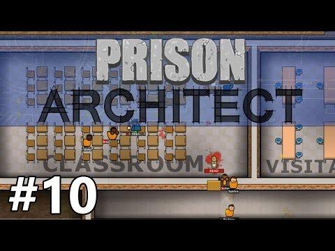 Prison Architect - Civilian Casualties - PART #10
