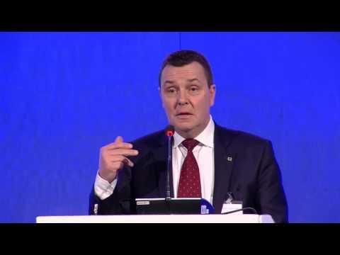Mark DEMESMAEKER MEP: ECR Autumn  University speech