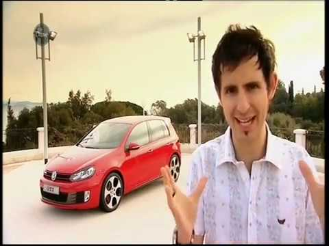 VOLKSWAGEN GOLF GTI | VW Golf GTI Mk6 DSG | Living Legend 2009 🚙