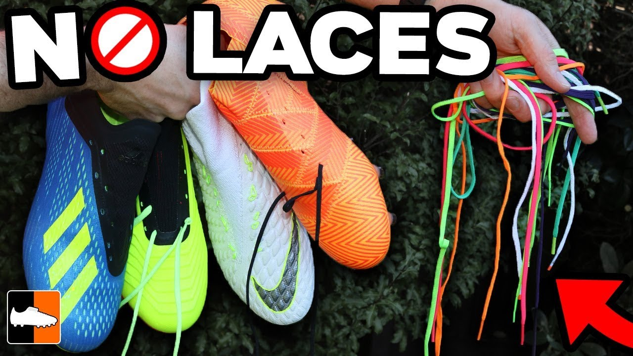 Can You Play With No Laces?! Every Boot Tested!
