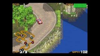 Game Boy Advance Longplay [003] Racing Gears Advance