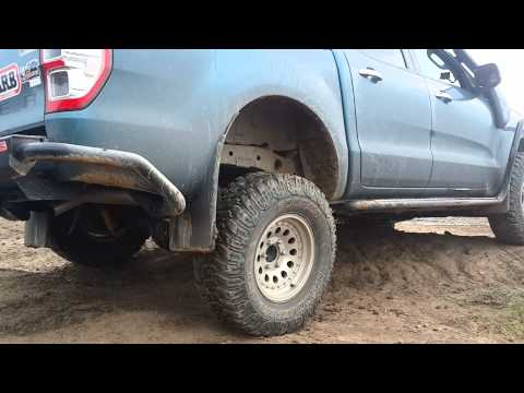 Test esp ford t6 xlt 2.2