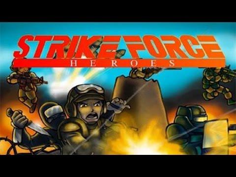 Strike Force Heroes Pelicula completa en español