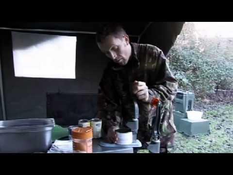 Top chefs take on army field kitchen challenge