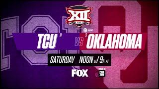 Joel Klatt previews the Big 12 Championship Game on FOX