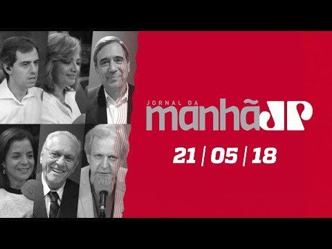 Jornal da Manhã - 21/05/18