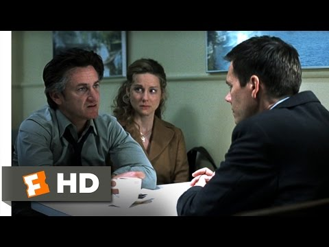Mystic River (3/10) Movie CLIP - One Little Choice Can Change Your Life (2003) HD