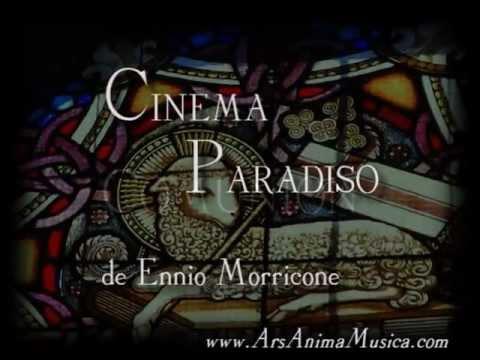 BODAS DE CINE selección de música para bodas por ARS ANIMA (Madrid, Toledo, Guadalajara...)
