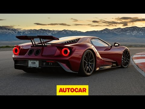 Ford GT review | Ford