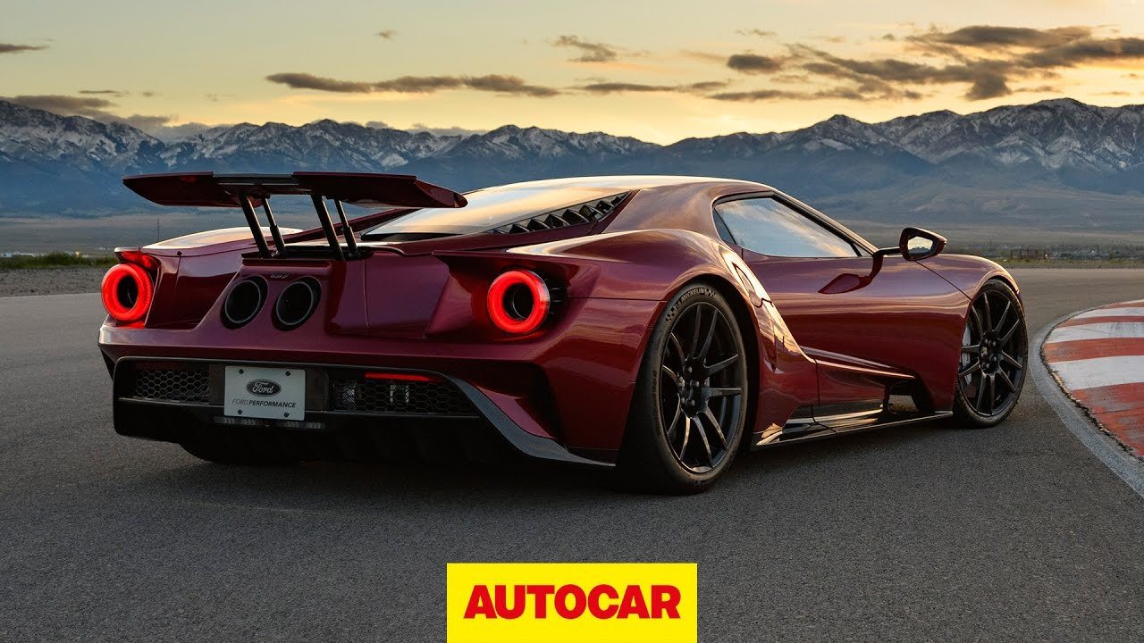 Ford Gt Review Fords New Le Mans Ready Supercar Tested Autocar