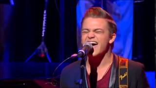 HUNTER HAYES: Sings For The Hall Of Fame Oct,2014