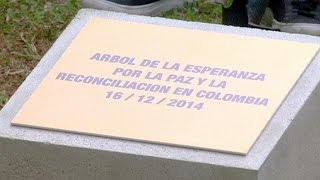 Colombian government welcomes FARC truce
