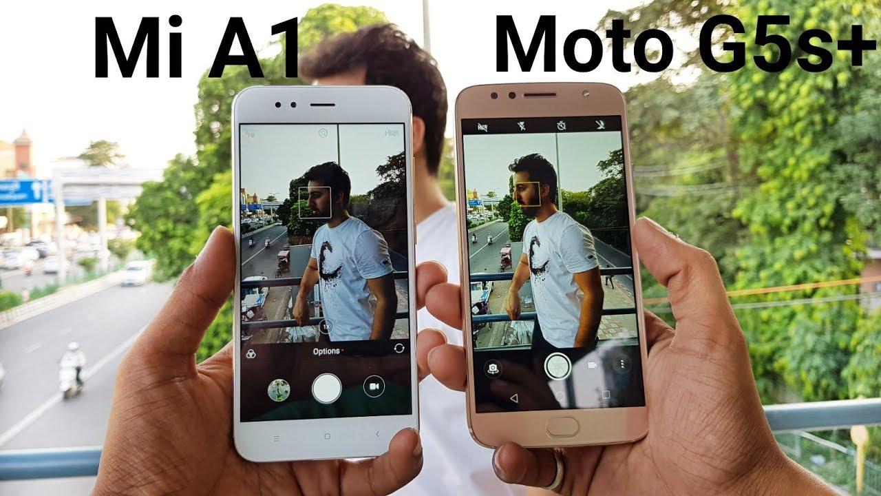 Mi A1 Vs Moto G5s Plus Camera Comparison Xiaomi Mi A1