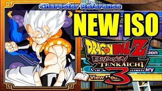 NEW ISO | DBZ Budokai Tenkaichi 3 Heroes/Super/AF - Roster, Menus and Costumes - ISO By Lori Games