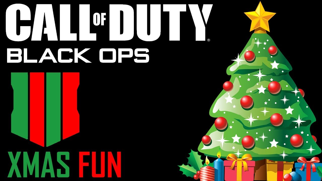 Call Of Duty: Black Ops 4 Christmas 2020 Call Of Duty   Black Ops 4   Blackout   Christmas Fun   YouTube