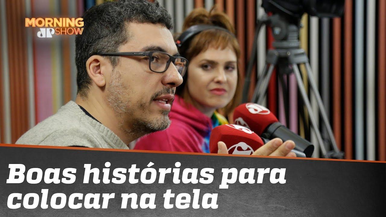 Daniel Rezende sobre
