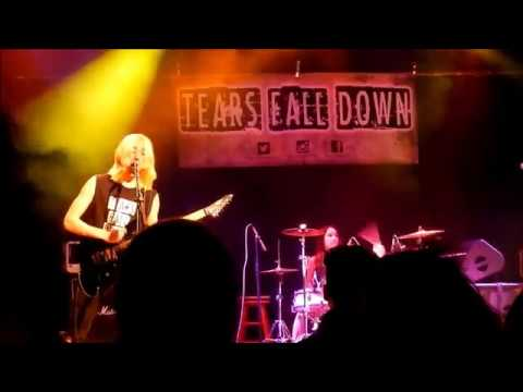 """Tears Fall Down """"Touch the Sky"""" Toad's Place, New Haven, Connecticut, 4/15/2018"""