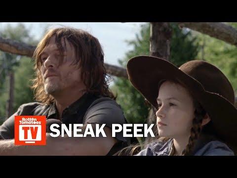 The Walking Dead S09E14 Sneak Peek | 'What Would My Dad Do?' | Rotten Tomatoes TV