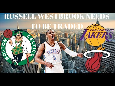 Why The THUNDER NEED To Trade Russell Westbrook | NBA Rumor Talk