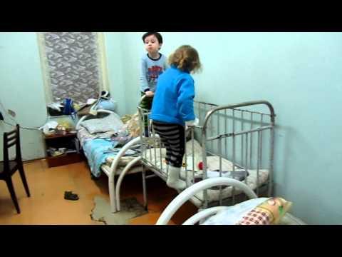 7ая детская больница (у Марка бронхит-неделя в аду!)
