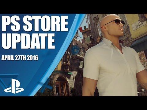 PlayStation Store Highlights - 27th April 2016