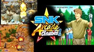 SNK Arcade Classics Vol. 1 ... (PS2)