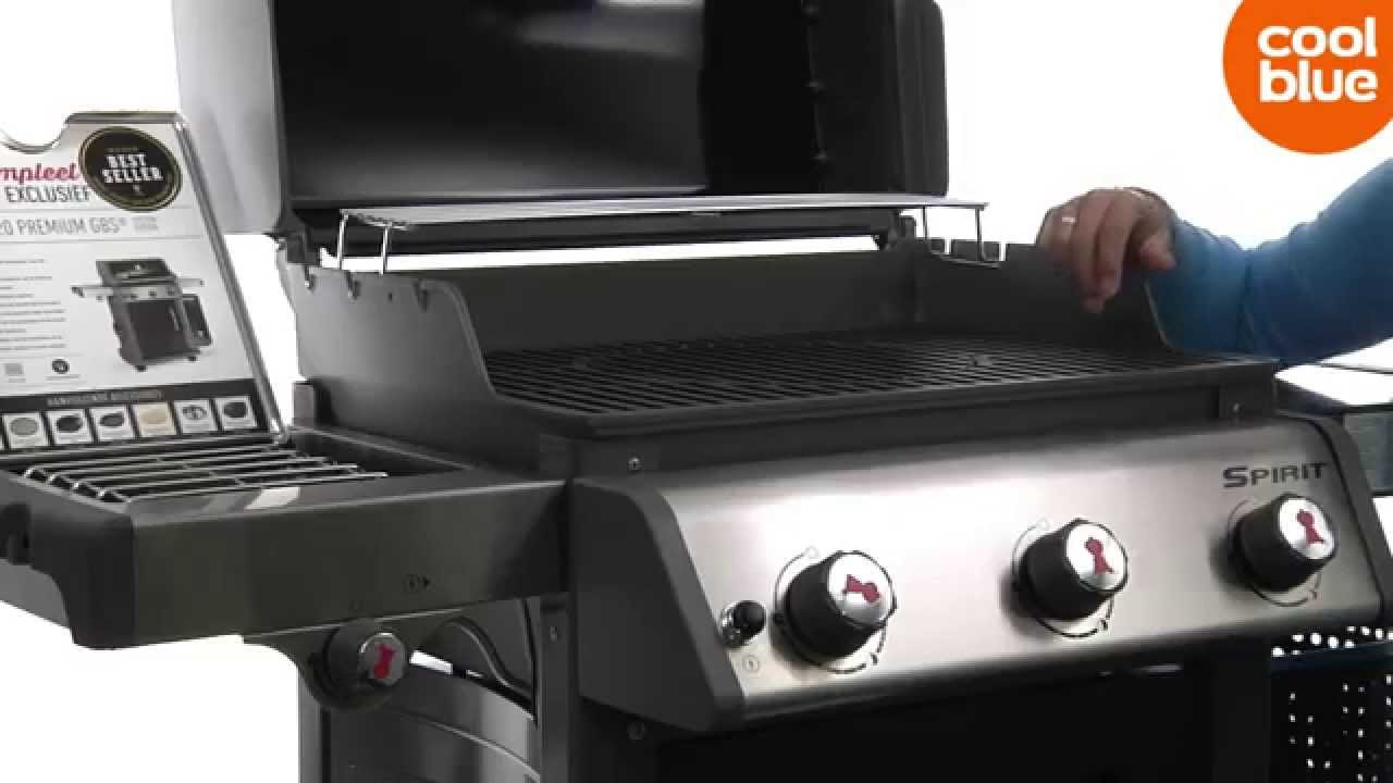 Webergasgrill Weber Spirit S-320 Premium Gbs Productvideo (nl/be) - Youtube