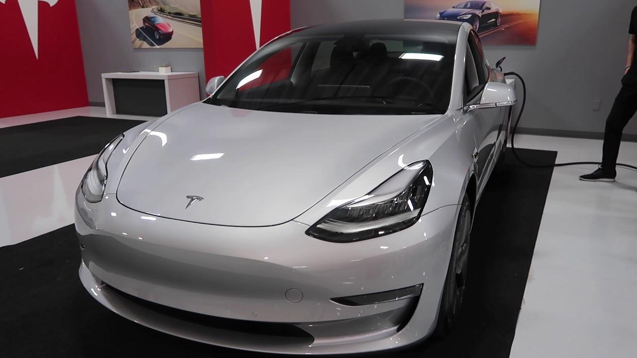 Tesla Model 3 Delivery Experience - Costa Mesa Delivery ...