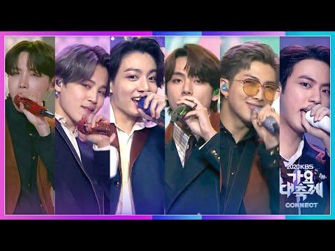 방탄소년단 (BTS) - Dynamite [2020 KBS 가요대축제] 20201218