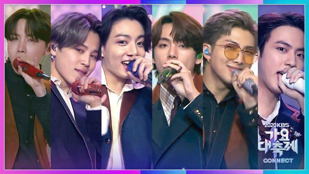 Download 방탄소년단 (BTS) - Dynamite [2020 KBS 가요대축제] | KBS 201218 방송
