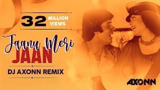 Jaanu Meri Jaan -DJ Axonn Remix   Shaan (1980) Song   Amitabh Bachchan   Parveen Babi  Kishorekumar