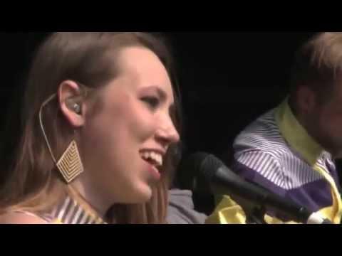 Astro'n'out - Daļa Rīgas (Live @ Positivus 2015)